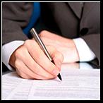 Договор - Обязательным условием работы является заключение договора на изготовление, установку и гарантийное обслуживание натяжного потолка. Договор заключается после замера помещения и согласования стоимости. Кроме договора, после установки потолка выдается: акт приема-передачи, гарантийный талон, чек и карта постоянного клиента.
