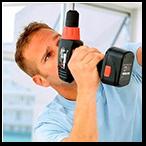 Установка - Специалисты компании в назначенный срок, за несколько часов, без шума, пыли произведут установку натяжных потолков в ваших помещениях.